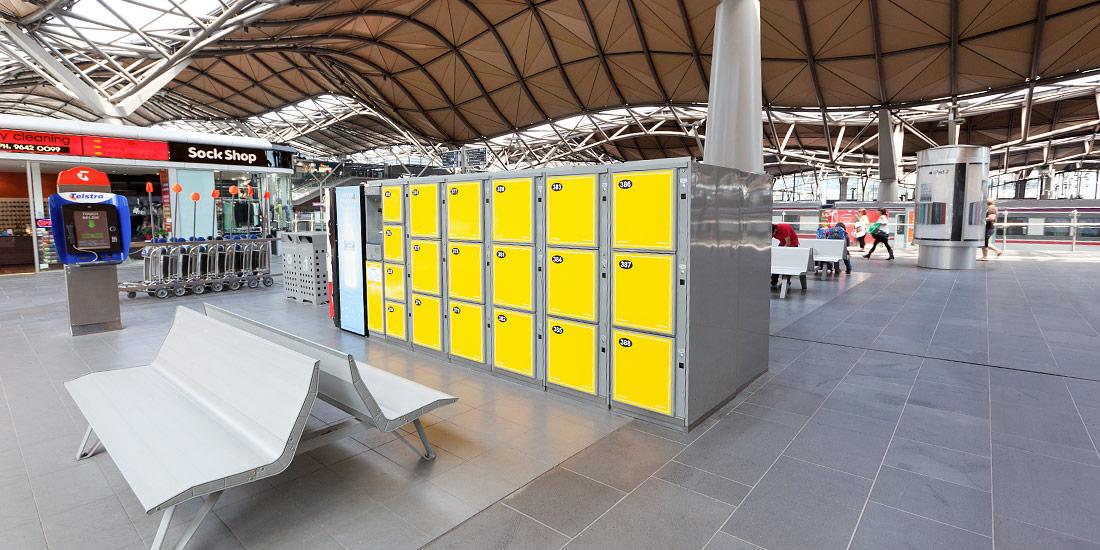 lockers australia lockers changing room staff luggage metal